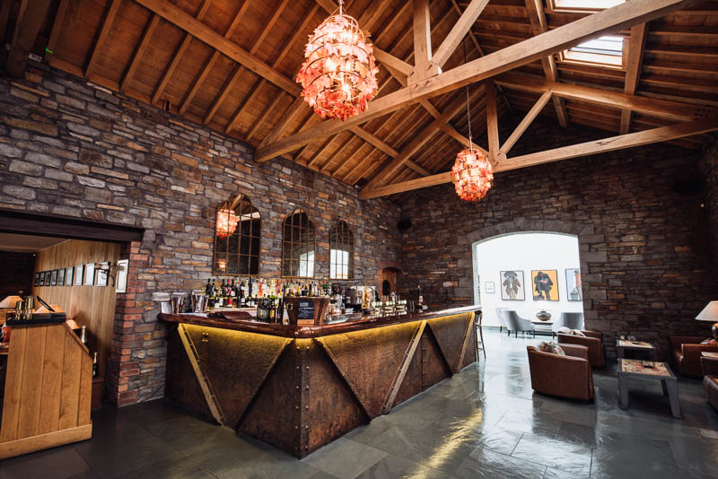 michelin star restaurant photography South Wales