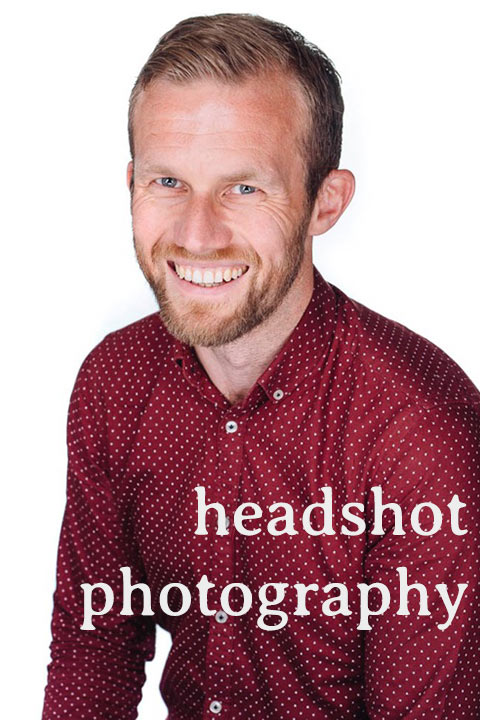 headshot photography small business South Wales